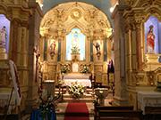Katholische Kirche von Soalheira in Portugal
