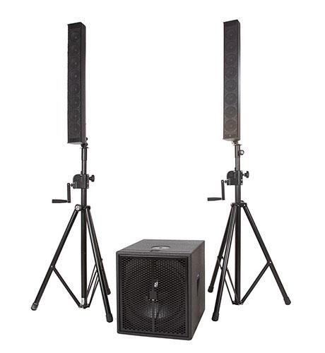 Aktives Lautsprechersystem LIVE F5
