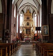 St. Nikolaus-Kirche in Grudziądz