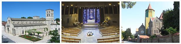 Bilder von Kirchen