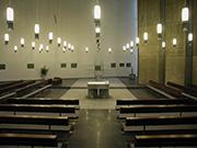 Kath. Kirche Bruder Klaus Stuttgart