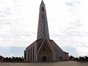 Kath. Kirche Cakovec, Kroatien