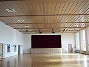 Festival hall, Ostfildern-Kemnat
