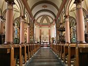 Katholische Kirche - Oosteind Niederlande