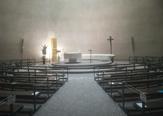 Kath. Kirche Maria Regina, Fellbach