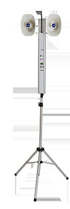 WP 205 – digitaler Prozessionslautsprecher